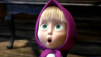 Маша из знаменитого мультфильма была придумана на крымском пляже