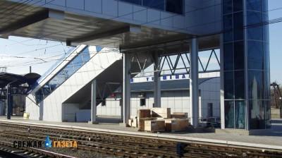 Завтра в Крыму открывают конкорс на вокзале Симферополя