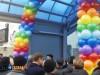 В Симферополе открыли пешеходный мост на железнодорожном вокзале(фото)