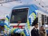 За три месяца в рельсовом автобусе прокатилось 33 тысячи крымчан
