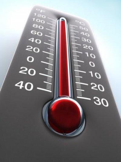 В Крым идет потепление