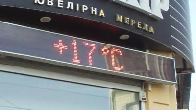 В Крыму +17