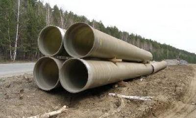 К Евпатории достраивают новый водовод