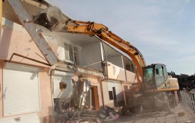 В Крыму продолжат сносить незаконные дома на ЮБК