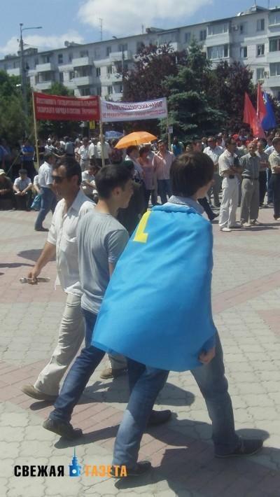 Среди крымских татар в Крыму может случиться раскол