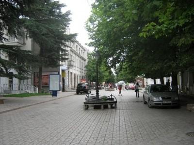В Симферополе скоро займутся реконструкцией центра города