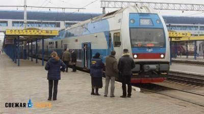 В Крыму скоростные поезда поедут на 160 км/ч