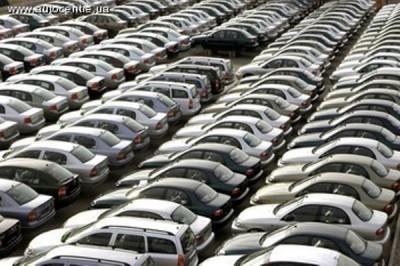 В Симферополе катастрофически выросло число машин