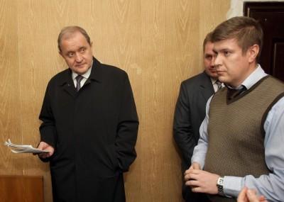 После визита Могилева Регистрационную службу привели в порядок