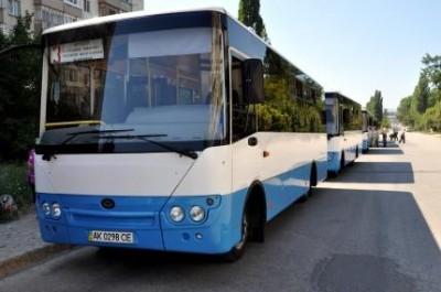Крымавтобус может перейти под крыло Симферополя