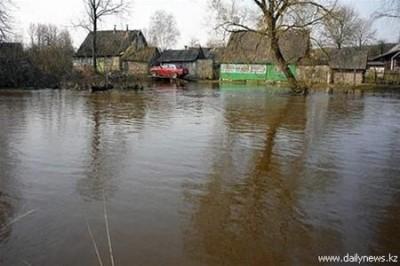 В Украине ждет паводков