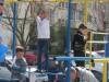 В Симферополе открыли новую спортплощадку(фото)