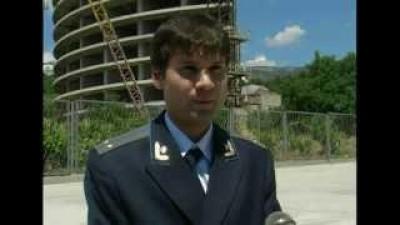 Частники в Крыму незаконно построили многоэтажку
