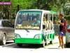 На северо-востоке Крыма запретили работу электроавтобуса(видео)