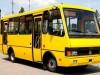 В Севастополе из маршрутки на пассажиров вывалилось стекло