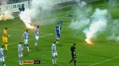 В Севастополе состоялся скандальный матч