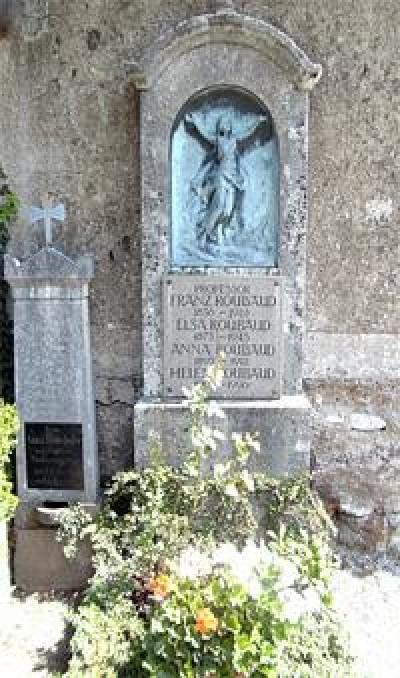 В Германии нашли могилу автора крымского шедевра