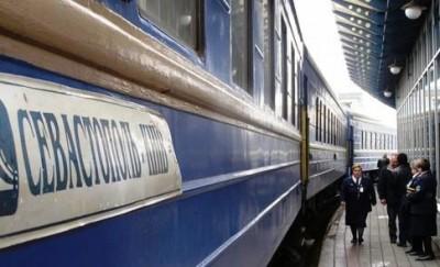 Севастопольские поезда будут ходить до Симферополя