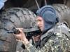 В Крыму морпехи учились воевать с террористами в горах