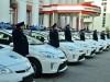 Крымской милиции передали 25 иномарок(фото)