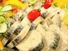 В Евпатории приготовили рекордную рыбу(видео)