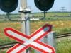 """Севастопольские маршрутки проезжают на """"красный"""" прямо перед поездами(видео)"""