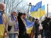 40 тысяч крымчан вышли на митинги за единство с Украиной(фото)