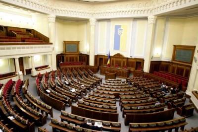 Рада распустила ВС Крыма
