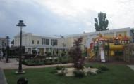 Сквер Республики в Симферополе