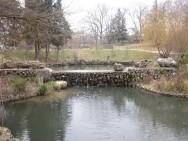 Ботанический сад ТНУ в Симферополе