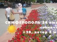 Погода по дням: 2015 год