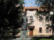 Сквер святителя Луки в Симферополе