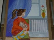 Конкурс детских рисунков в Симферополе на тему «За гуманное отношение к животным»