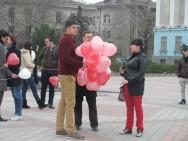 Симферополь в День Валентина-2013