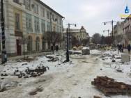 Реконструкция центра Симферополя 2016/17